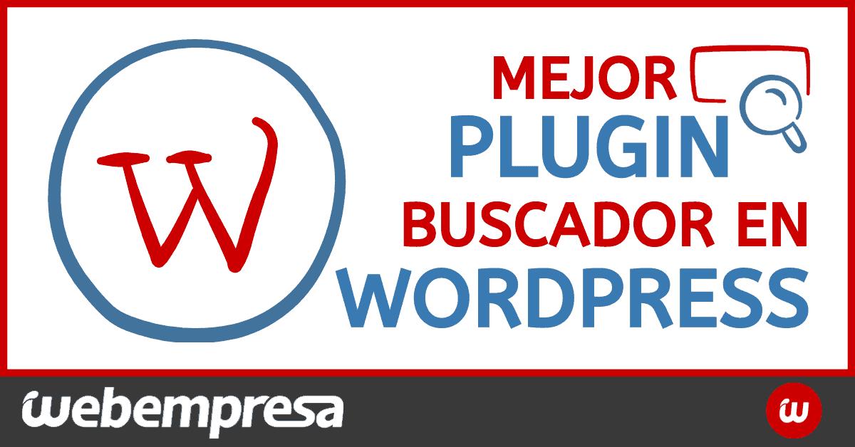Mejor Plugin buscador en WordPress